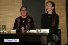Licia Troisi und Loretta Stern
