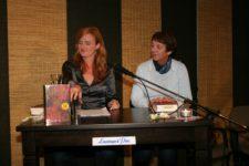 Nina Petri und Margarete von Schwarzkopf