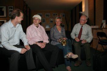 Sandra Lüpkes und Lars Börge Eduard (Musiker)