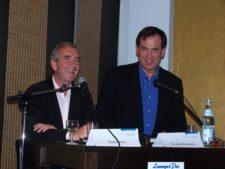 Robert Harris und Dr. David Eisermann