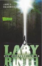 """James Dashner """"Die Auserwählten im Labyrinth"""""""