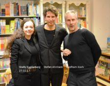Shelly Kupferberg, Stefan Ahnhem, Wolfram Koch