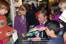 Welttag des Buches 2011