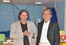 Colin Cotterill und Matthias Habich