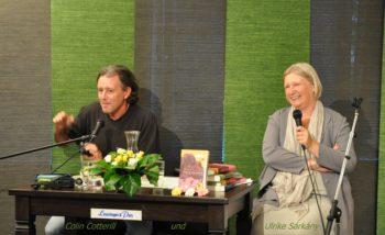 Colin Cotterill und Ulrike Sárkány