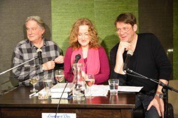 Rolf Börjlind, Antje Deisler und Roeland Wiesnekker
