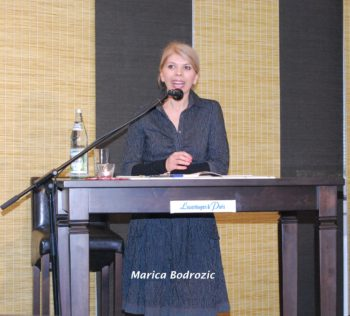 Marica Bodrozic