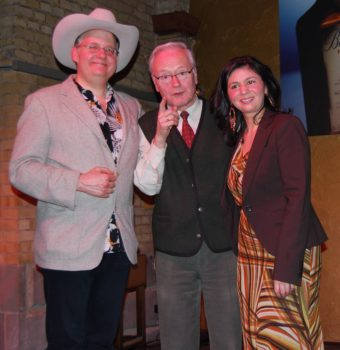 Loveshow mit H. Akyün und T. Hansen