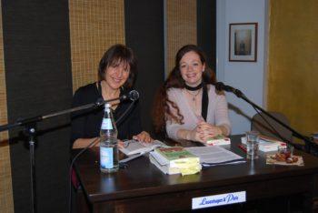 Marina Lewycka und Shelly Kupferberg