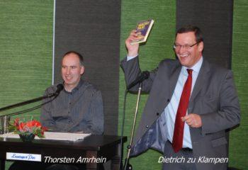 Thorsten Amrhein und Dietrich zu Klampen