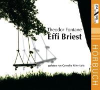 "Cornelia Kühn-Leitz ""Theodor Fontane - Effi Briest"" (CD)"