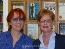 Silvia Engel und Ulrike Groffy