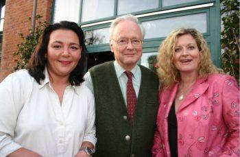 Steffi von Wolff und Susanne Fröhlich
