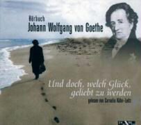 "Cornelia Kühn-Leitz ""Johann Wolfgang von Goethe"" (CD)"