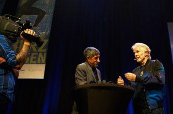 Ranga Yogeshwar und Frank Schätzing (Quelle: Offer).