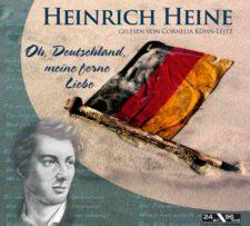"""Cornelia Kühn-Leitz """"Heinrich Heine"""" (CD)"""