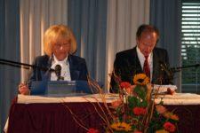 SKH F.-W- Prinz von Preußen und Cornelia Kühn-Leitz