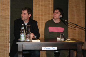 Mark McNay und Heikko Deutschmann