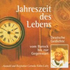 """Cornelia Kühn-Leitz """"Jahreszeit des Lebens"""" (CD)"""