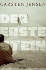 """Carsten Jensen """"Der erste Stein"""""""