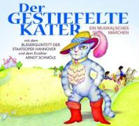 "Peter Francesco Marino ""Der gestiefelte Kater"" (CD)"