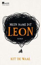 """Kit de Waal """"Mein Name ist Leon"""""""