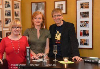 Kristina Ohlsson, Nina Petri, Günter Keil
