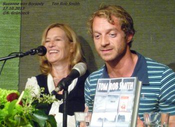Tom Rob Smith und Suzanne von Borsody