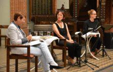 M. v. Schwarzkopf, Tess Gerritsen und Claudia Michelsen