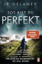 "Jp Delaney ""Tot bist du perfekt"""