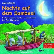 """Ingo Siegner """"Nachts auf dem Sambesi"""" (CD)"""